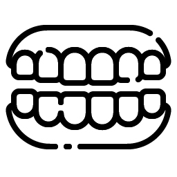 full denture icon